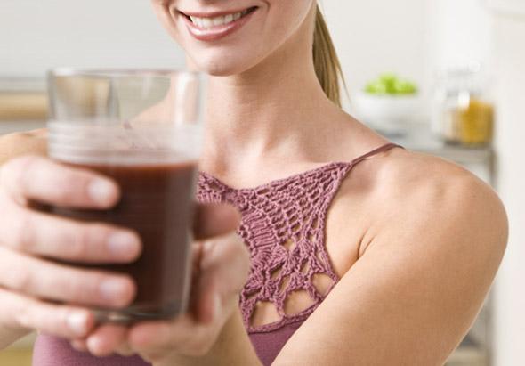 Start ud med proteinpulver