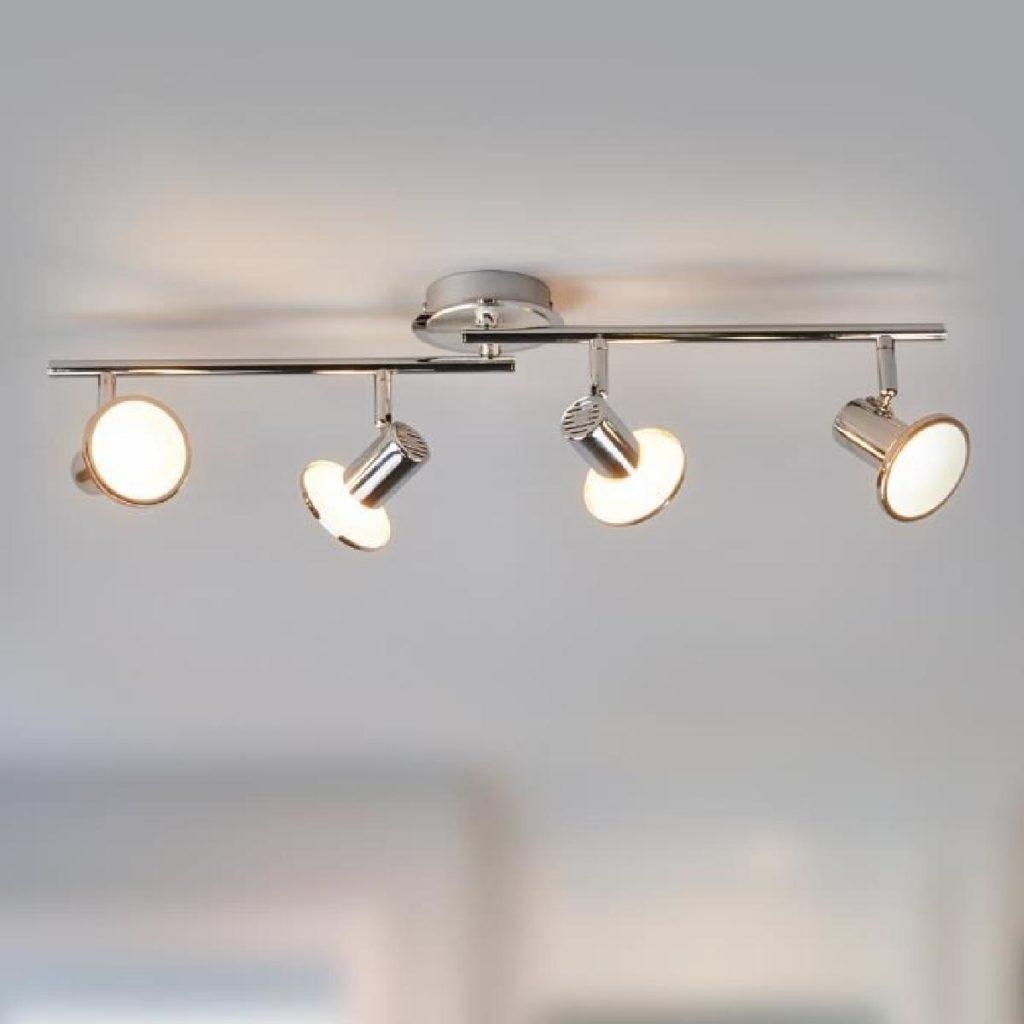 LED indbygningsspots
