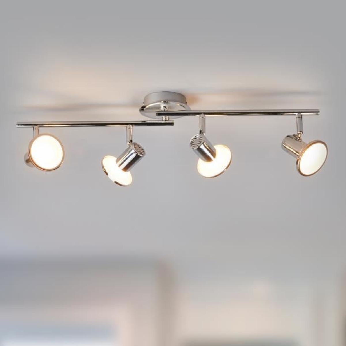 Stort udvalg af LED indbygningsspots findes online