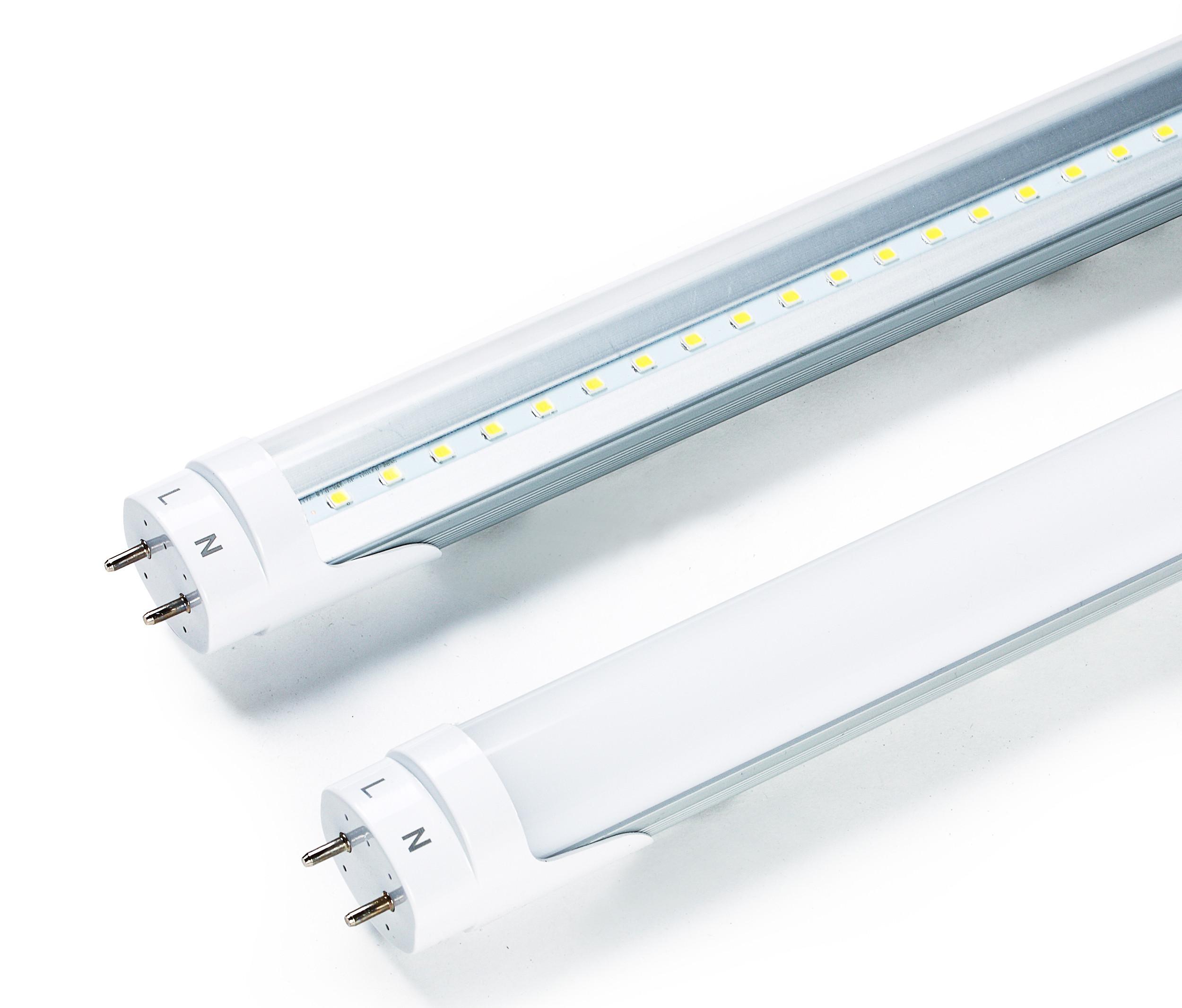 Stor besparelse på bestilling af LED lysstofrør online