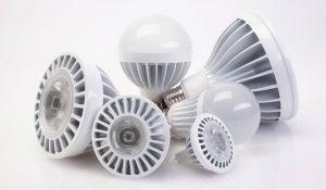 Stort udvalg af LED pærer samlet online