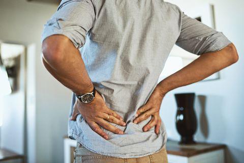 Smerter i ryggen kan undgåes ved bevægelse og aktivitet